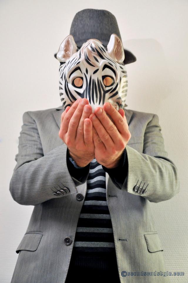 Christophe Bailleau,artiste fantaisiste, imprévisible .... mystérieux
