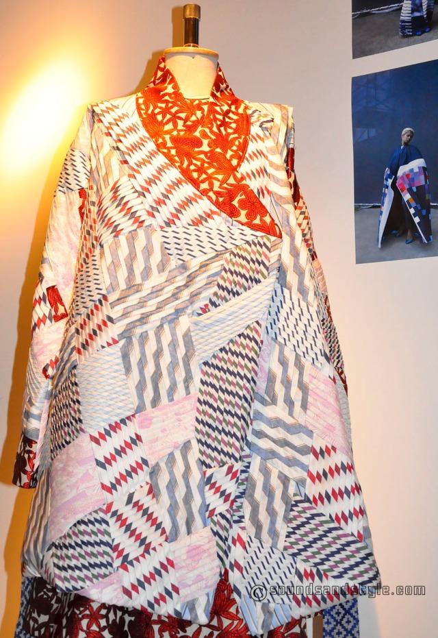 Madeleine Coisne @ Parcours Mode @13 Art Café John & Rose