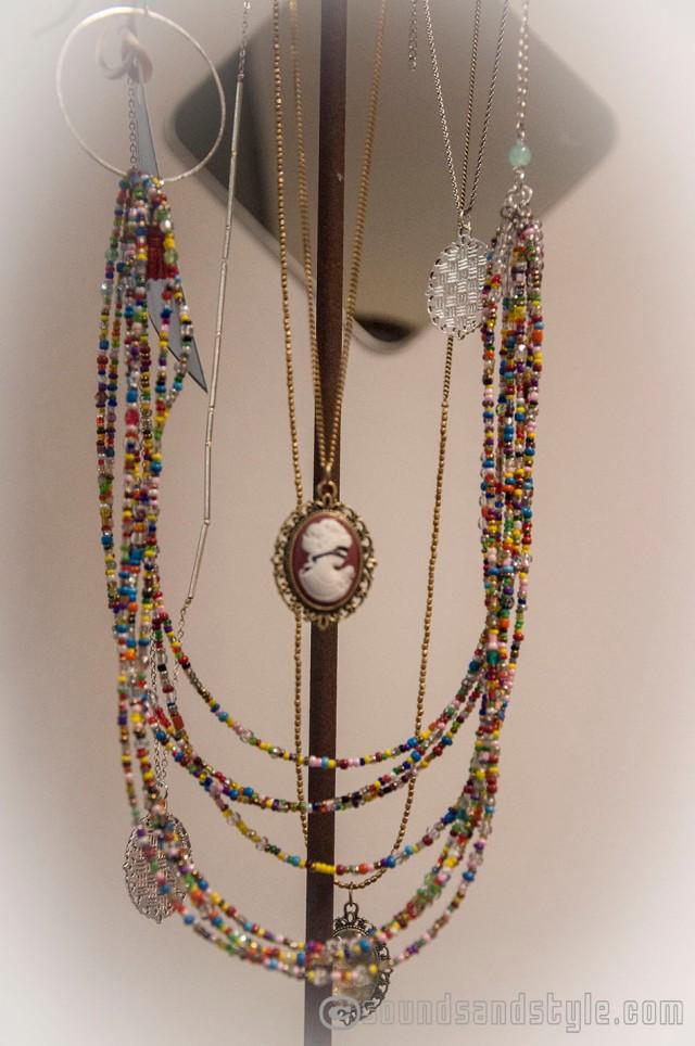 """Awakening jewelry """"Ha Brakha Dabra"""" by Stéphanie André"""