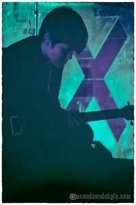 The XX, Route du Rock 2012