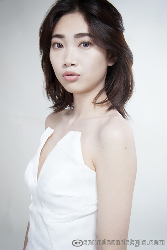 Amber, 21', student at Esmod Guangzhou