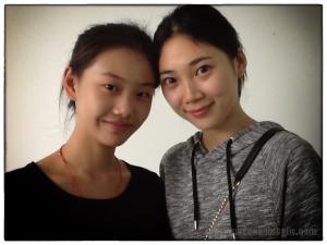 Xuan et Amber