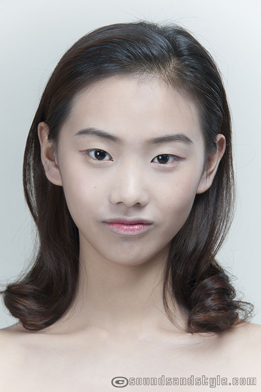 Xuan. Make up & hair by Minjun Zhong
